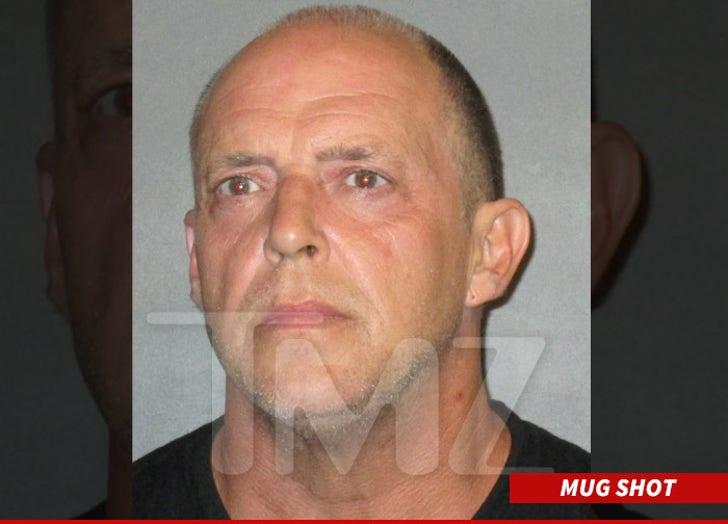 Sons of Guns' Cast Member Will Hayden -- Arrested for Child