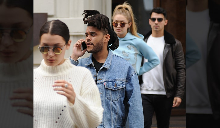 Kim Kardashian - The Ol Switcheroo