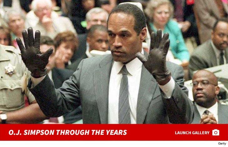 O.J. Simpson -- Through The Years