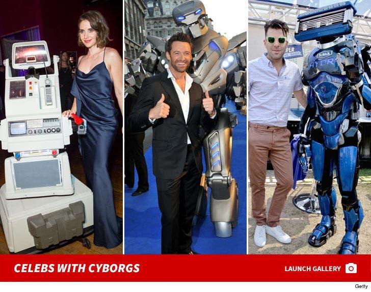 Celebs and Cyborgs