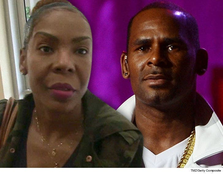 R  Kelly's Ex-Wife Says He Tried to Control Her by