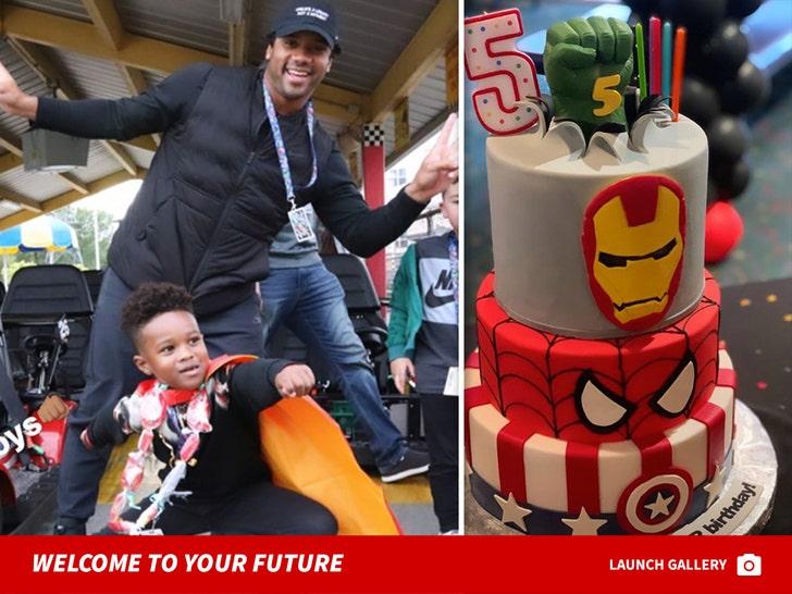 Future's 5th Birthday