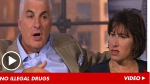 Amy Winehouse's Dad: Rx Drug In Her System When She Died