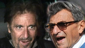Al Pacino -- I Wanna Play Joe Paterno