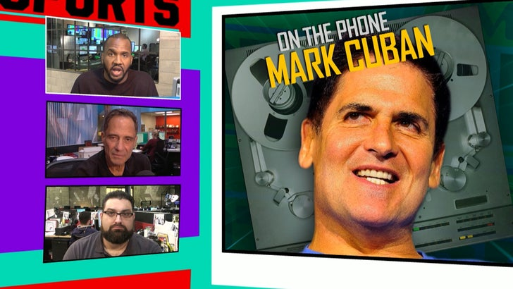 Mark Cuban: HGH Should Be Legalized In Pro Sports     If It Works