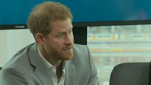 Prince Harry Defends Private Jet Use, Says Family's Safety Comes First