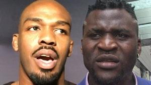 Jon Jones Demands Fight with Francis Ngannou, 'Send the Deal'