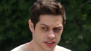 Cops Nab Pete Davidson's Fake Wife After She Gets into His Home