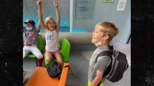 Greg Olsen Shares Incredible Video of Son Telling Siblings He's Getting Heart Transplant