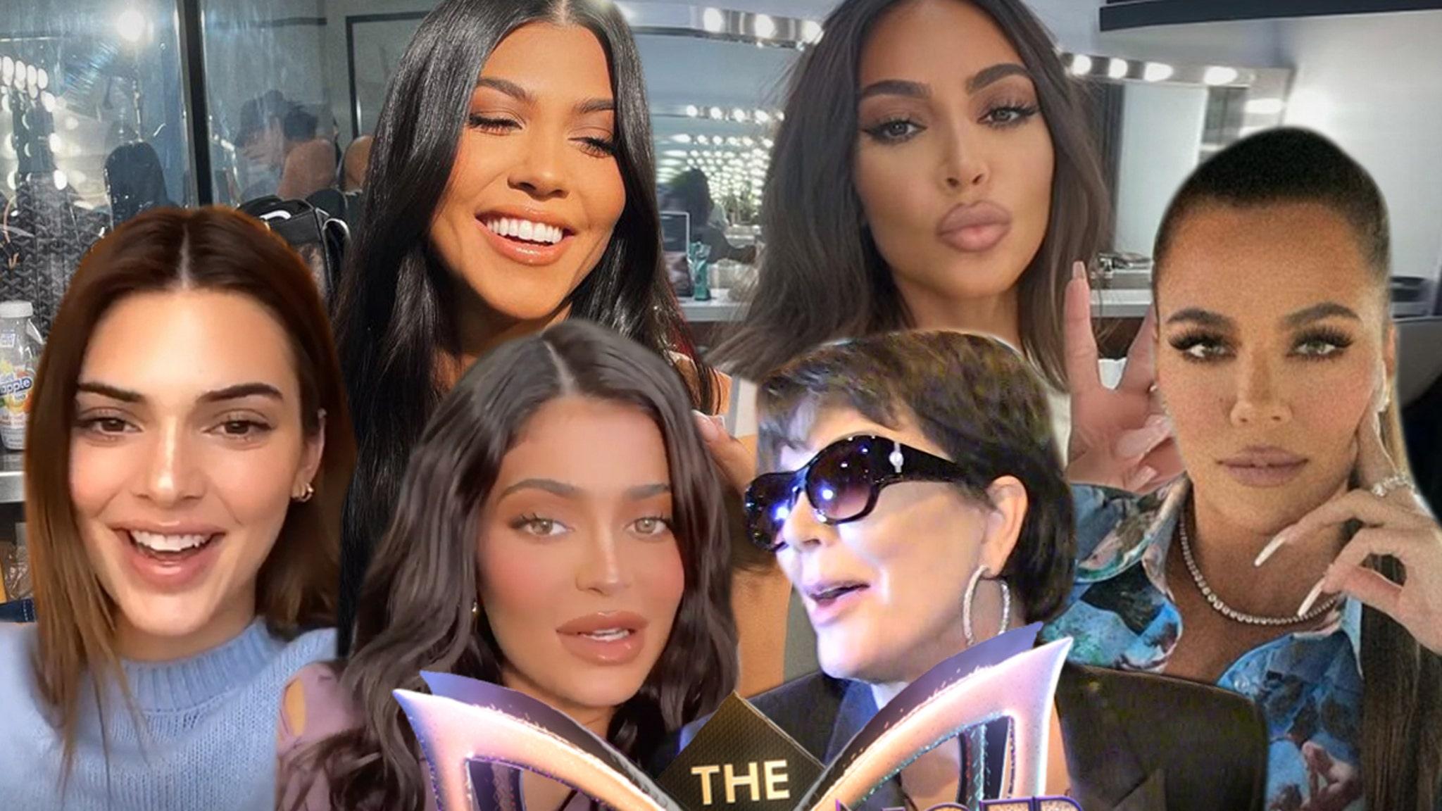 'Masked Singer' Group B Contestant is Part of Kardashian Empire! thumbnail