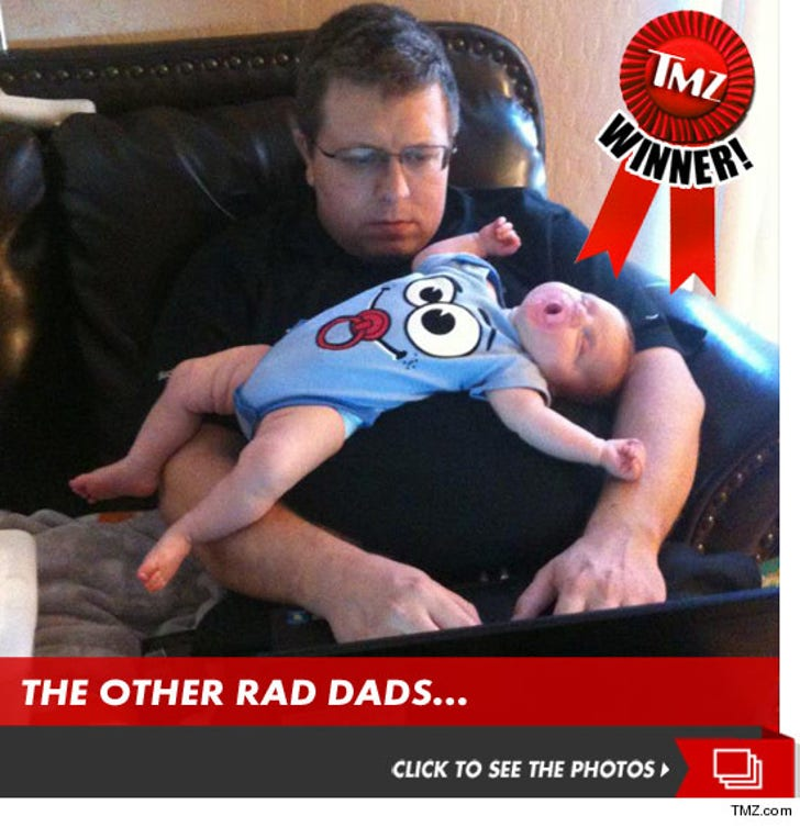 TMZ's Funny Father Photo Contest