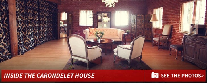 Inside The Carondelet House