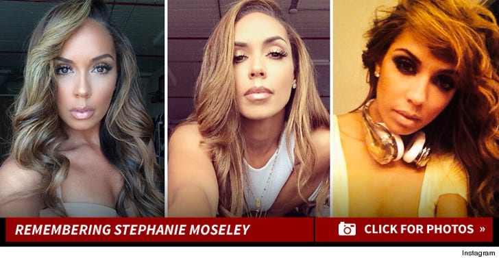 Remembering Stephanie Moseley