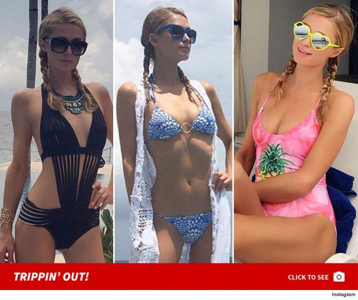 Paris Hilton in Paradise