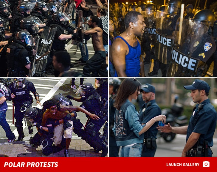 Kendall Jenner Pepsi Ad Mirrors Real Protests ... Not Really