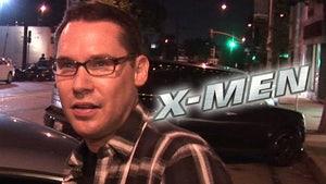 'X-Men' Director Bryan Singer -- I'm NO Kiddie Fiddler ... Now Go See 'X-Men'