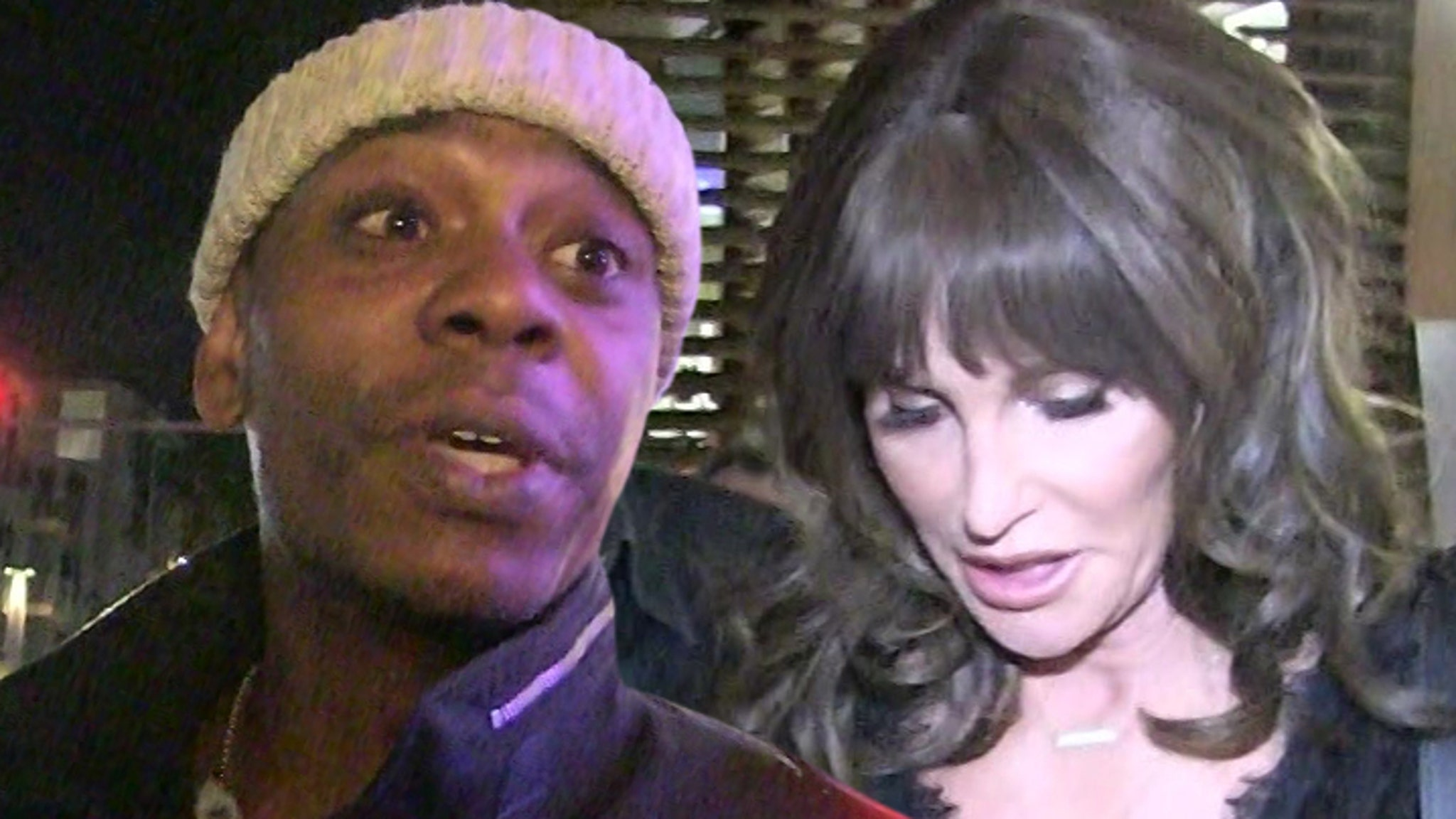 Dave Chappelle Roasts Caitlyn Jenner ... Kylie Not Amused