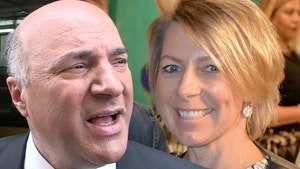 Kevin O'Leary's Wife Allegedly Had Alcohol on Breath After Boat Crash