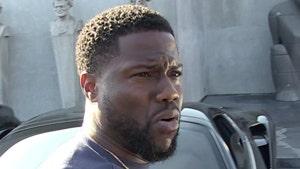 No Lawsuits Filed in Kevin Hart Car Crash