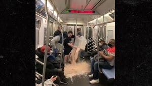 TikTok Cereal Prank on Subway Slammed as 'Despicable' by MTA, NYPD Investigating