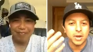 'Tiger King' Star Saff Surprised By 'Johnny Tsunami' Star on Zoom Call