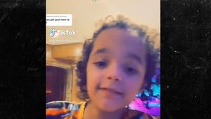 Mariah Carey's Son Tries Putting Her on TikTok, Hilariously Fails