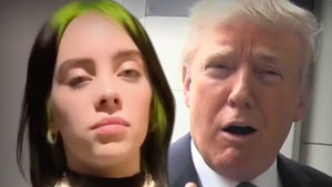 Trump's Alleged Beef With Billie Eilish, WaPo Report Under Scrutiny