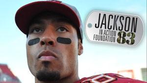 Vincent Jackson's Foundation Thanks Fans For Donations After NFL Star's Death
