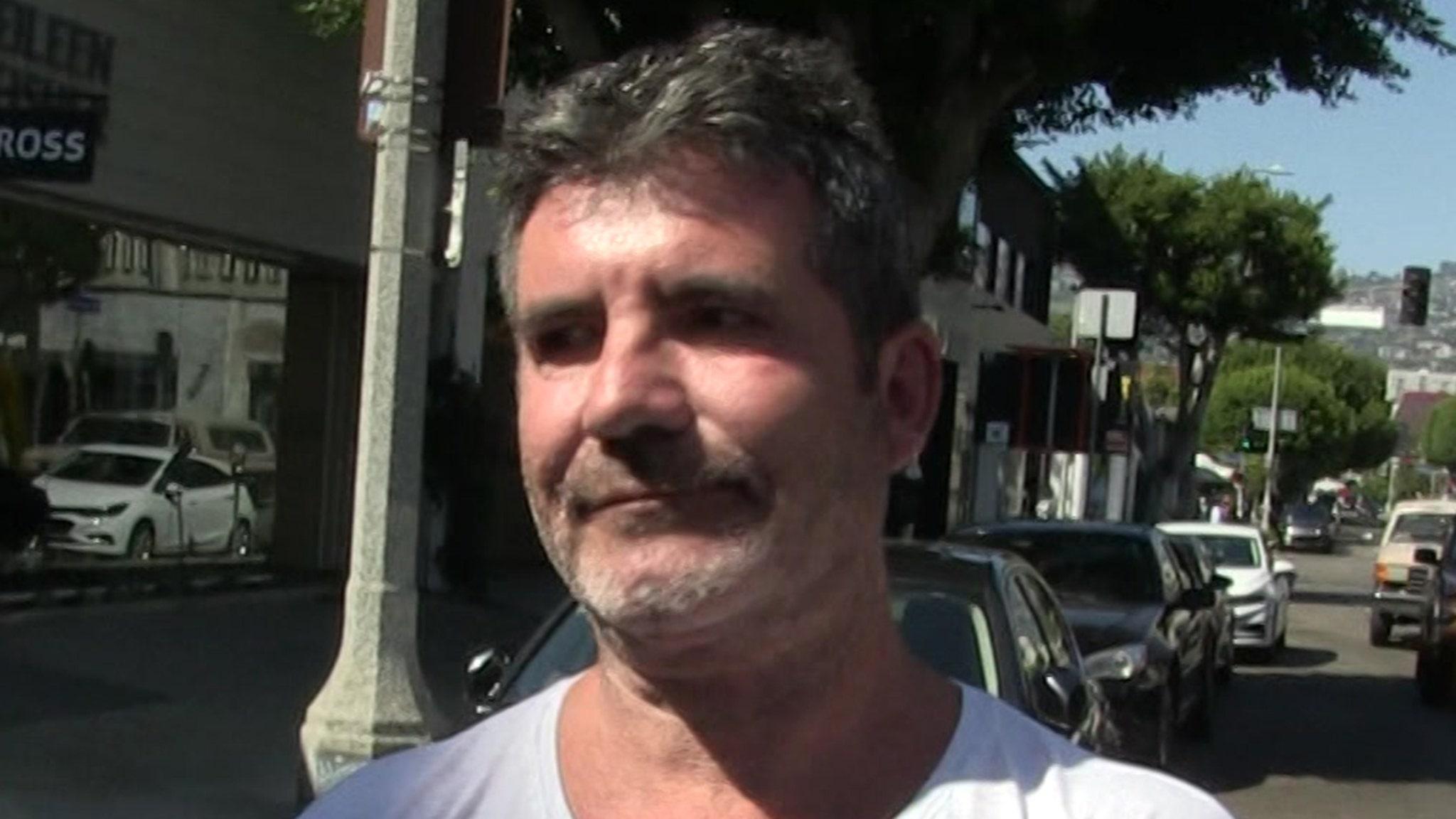 Simon Cowell Cancels 'X Factor Israel' Plans Amid Gaza Conflict thumbnail