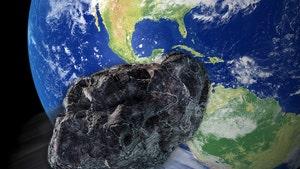 Enormous Asteroid Headed Near Earth