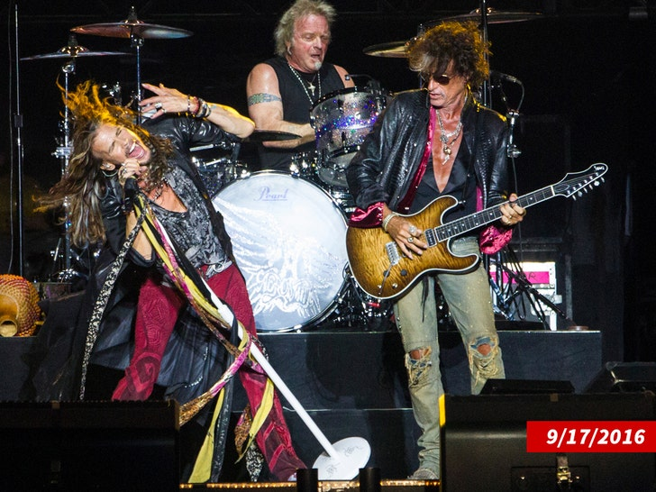 Read Aerosmith's Response to 'Brother' Joey Kramer's Lawsuit
