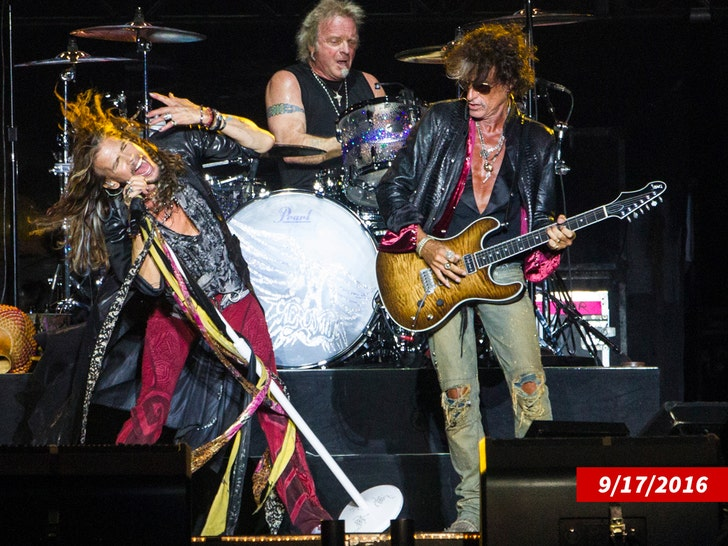 Aerosmith to Play Grammy's without Joey Kramer, Judge Denies Request