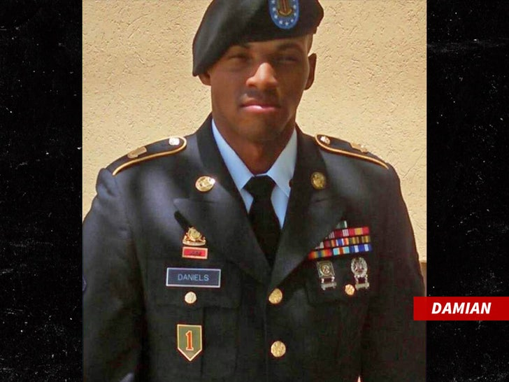 Black Veteran Killed by TX Cops Was in Mental Distress, No Need for Guns Says Lee Merritt