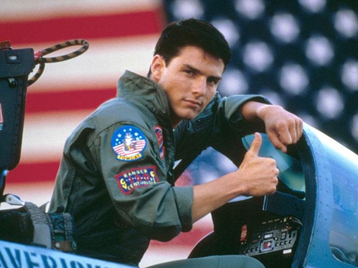 Tom Cruise Through The Years