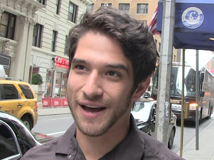 Tyler Posey comes out as sexually fluid