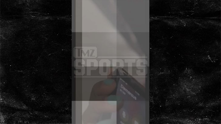 Play video content                                                            THE ALLEGED THREAT          TMZSports
