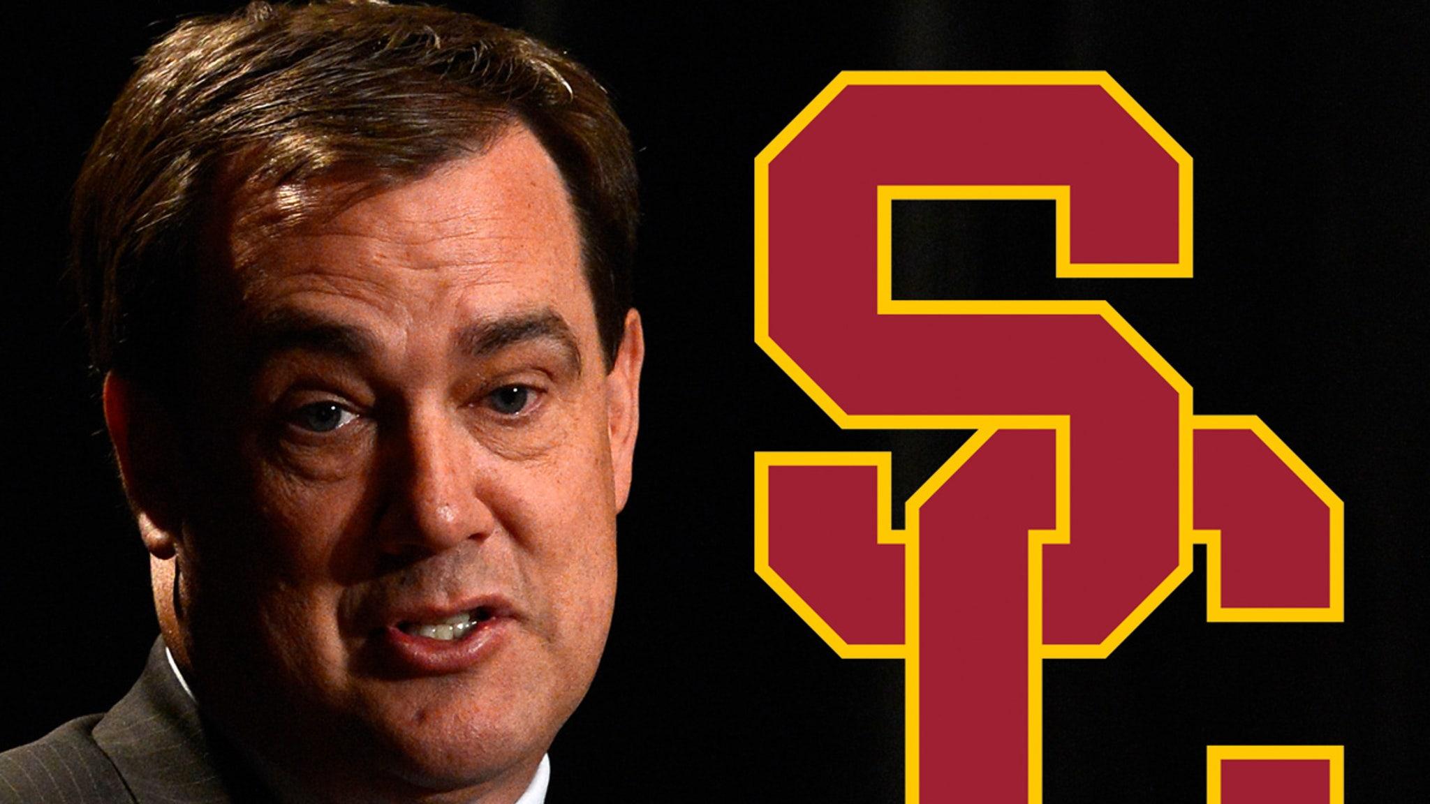 USC AD Slams Booster Over 'Abhorrent' Tweets, Revokes Season Tickets