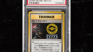 Ultra-Rare Pokemon Card Hitting Auction Block, Could Fetch $100K!