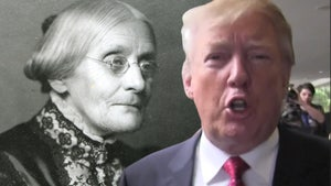 Susan B. Anthony Museum Rejects President Trump's Pardon Over 1873 Conviction