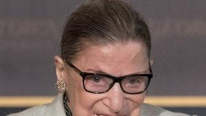 Ruth Bader Ginsburg Officiates Wedding Weeks After Hospitalization