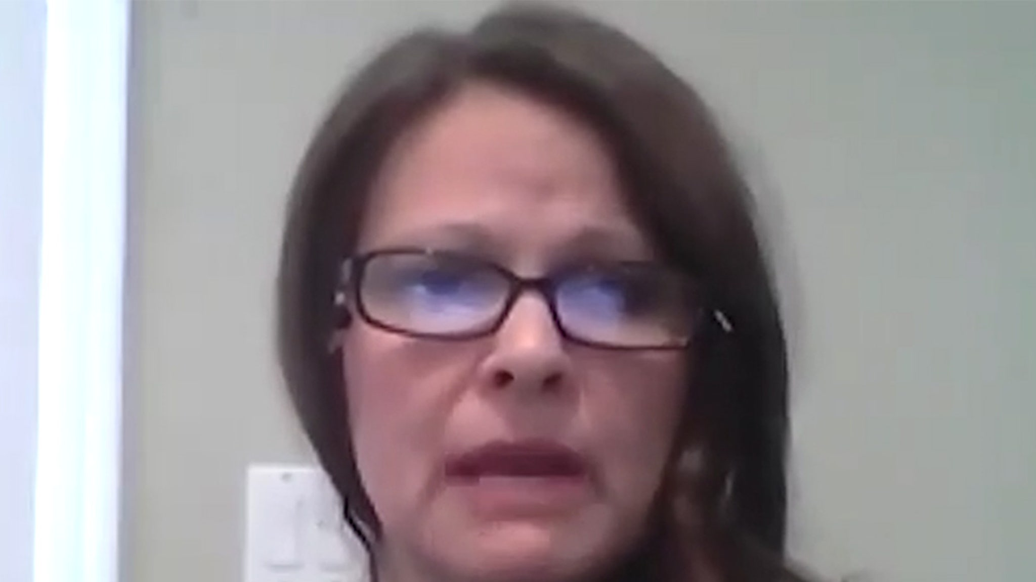 Dana Stubblefield My Husband Is Innocent ... Had Sex w/ Accuser, But Wasn't Rape