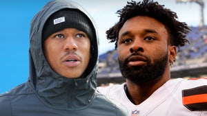 Marcus Peters Denies Spitting At Jarvis Landry During 'MNF'