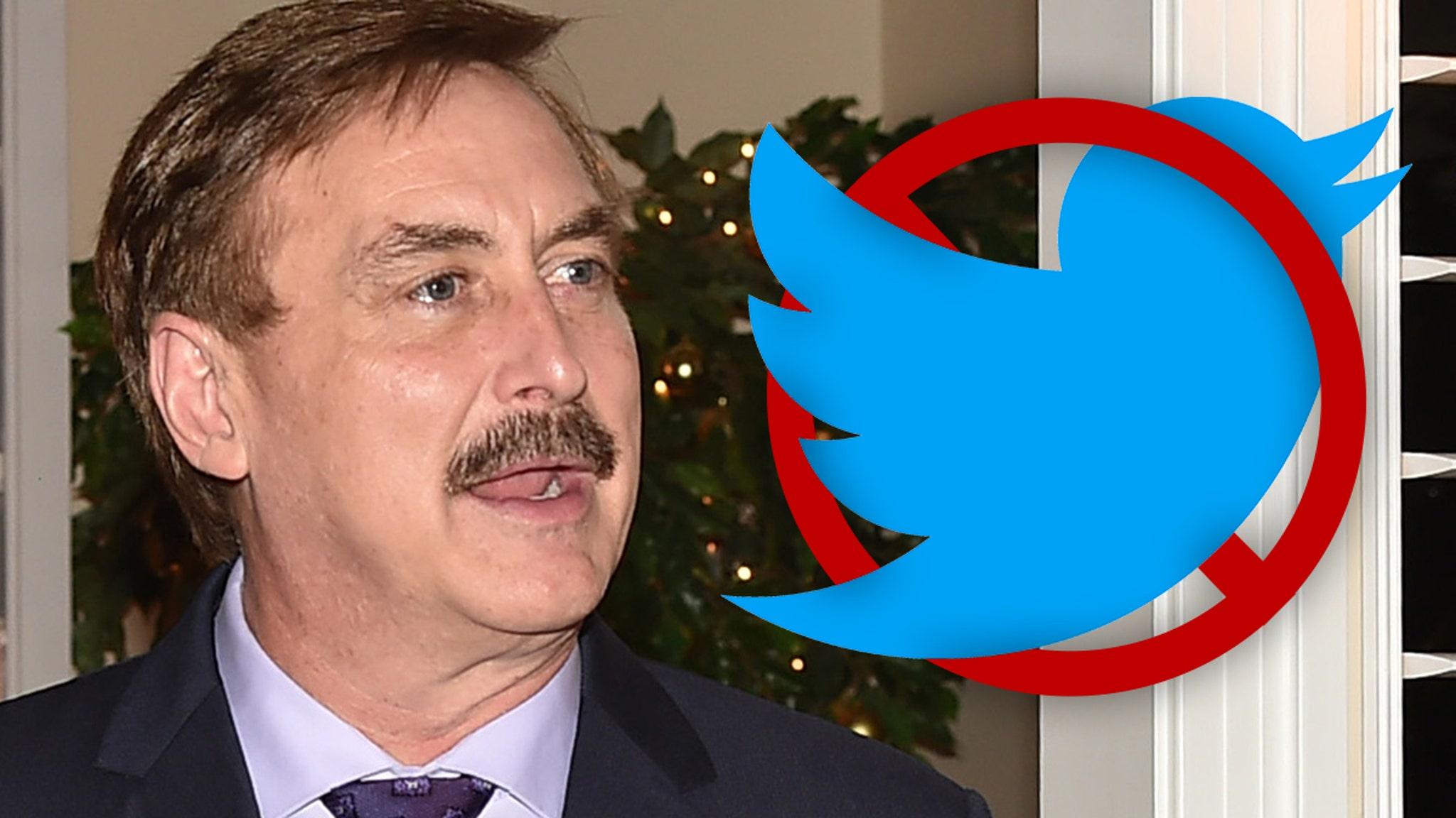Генеральный директор MyPillow Майк Линделл лишен доступа к Twitter из-за Трампа, заявляет о выборах