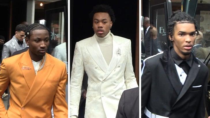 NBA Prospects Show Off Flashy Fashion Before Draft, Lookin' Good!.jpg