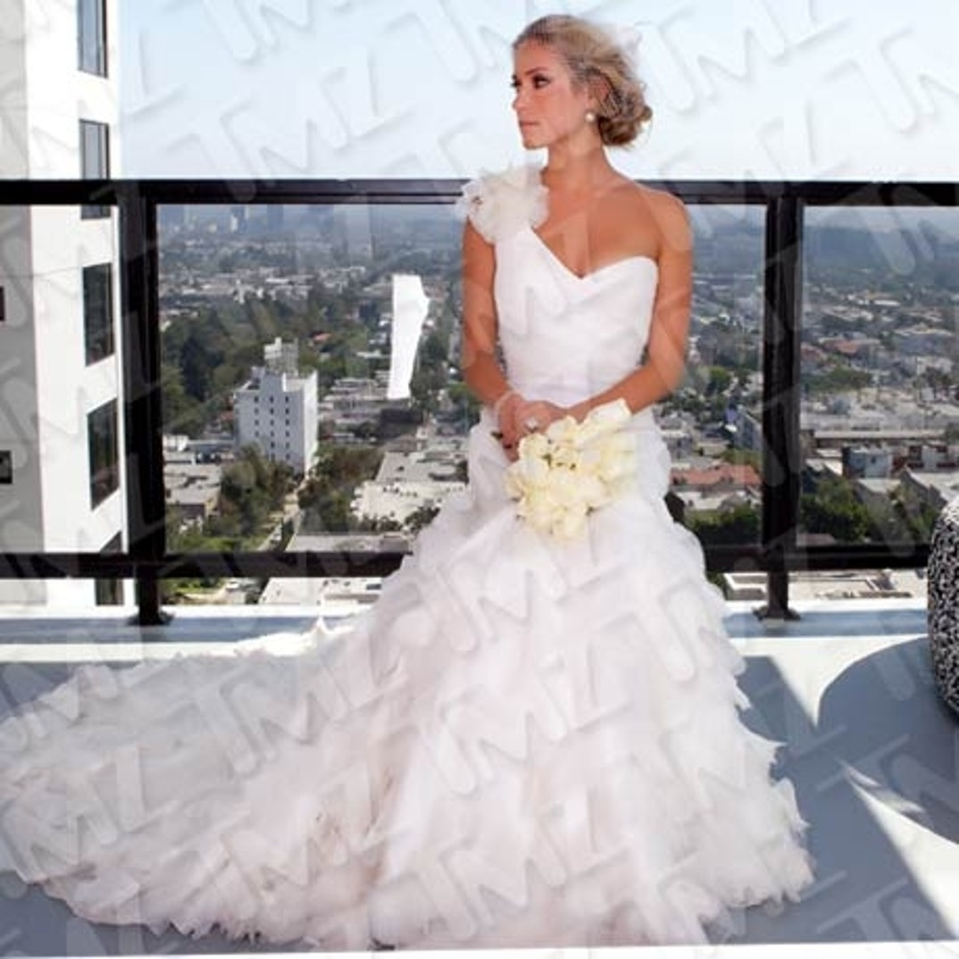 Kristin Cavallari Wedding.Kristin Cavallari The Tragic Wedding Dress Photos