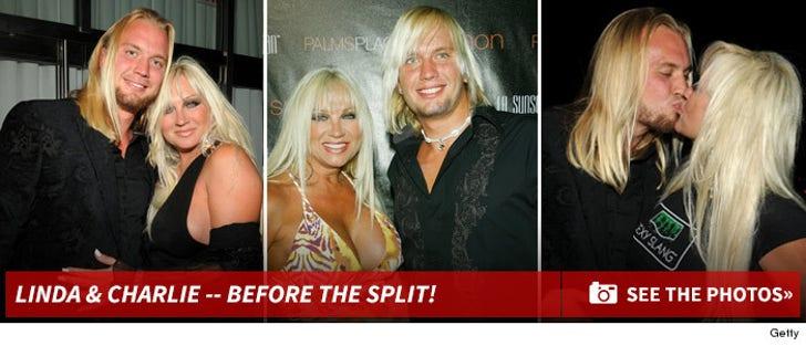 Linda Hogan & Charlie Hill -- Before The Split!