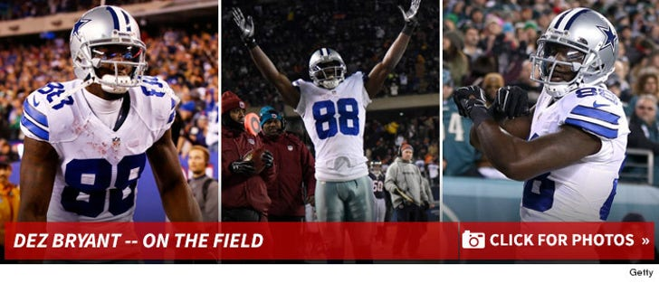Dez Bryant -- On The Field