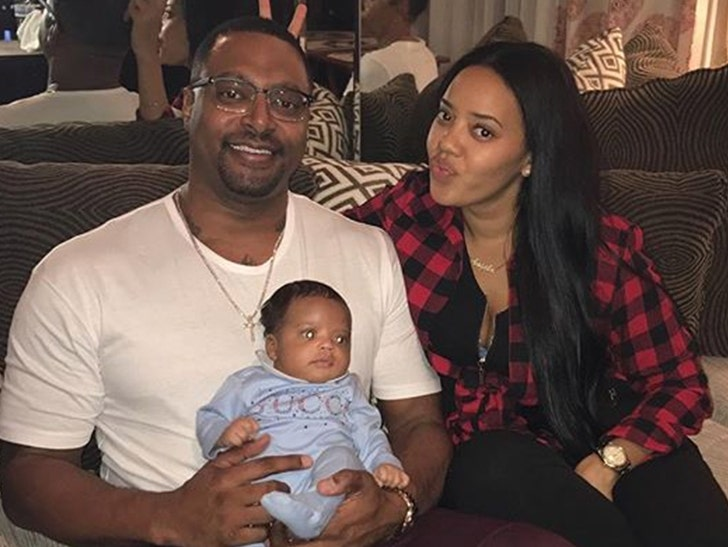 Angela Simmons' Ex-Fiance Murdered in His Driveway and She