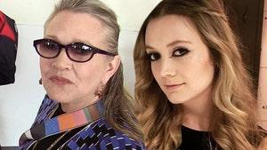 Carrie Fisher's Daughter Billie Lourd Will Inherit Nearly $7 Million