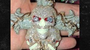 Lil Uzi Vert was Flashing $350k Chain and Pendant at Grammys